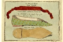 1790-1820 - Shoes & Accessories / by Leimomi Oakes