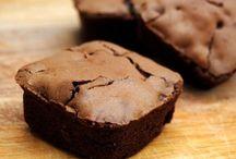 Brownies y Trufas