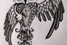 Owl -Bagoly-coruja / minden ami bagoly...