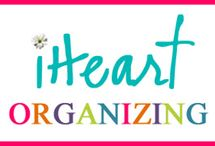 Organizing and Cleaning / by Rachel Whitworth