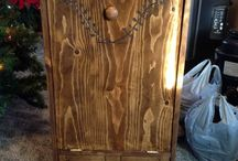 Wood projects / Projects made by Upstate Crafts
