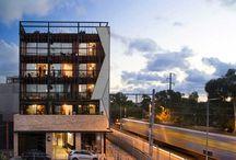 Urban Housing / Innovative urban architecture.