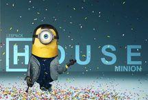 Minions, Minions, everywhere! / Minions  / by Nora Fitzgerald