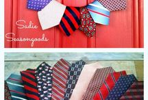 Dad's ties