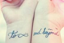 Tatuering text