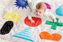 çocuk yer battaniyesi