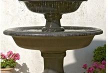 fountains / by Genie Renaudin