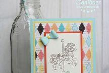stampin up carousel