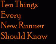 runner things / by Tricia Hettwer