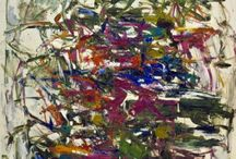 Joan Mitchell / Abstract