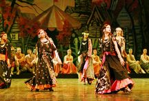 THE TALE OF THE STONE FLOWER / The Tale of the Stone Flower - Grigorovich Ballet Theatre