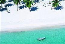 République Dominicaine / Destination idéale tout au long de l'année au cœur des Caraïbes, la République Dominicaine est célèbre pour ses kilomètres de plages de sable. Le charme de Bayahibe avec ses forêts de cocotiers ou celui de la plage de Bavaro, classée parmi les plus belles plages au monde, n'échappera à aucun visiteur. Vous pourrez aussi explorer les plages paradisiaques de la péninsule de Samana, visiter la mythique île de Saona ou opter pour l'authenticité de la côte aux alentours de Puerto Plata, plus sauvage.