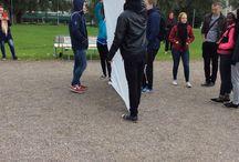 HOTEN ryhmäyttäminen 8.9.2015 / Matkailualan opiskelijat järjestivät ryhmäyttämispäiviä uusille MaRaTaEl alojen opiskelijoille