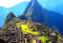 Manchu Pichu - travel inspiration / by Jeannette Lasseter