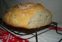 Péksütik és kenyér
