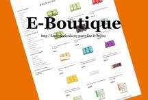 E-Boutique de Laurence Lardiere http://laurencelardiere.partylite.fr / Passez commande Payez en direct Livrez en Relais Colis http://laurencelardiere.partylite.fr