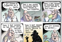 Second Opinion from CHEST / A collection of Rob Rogers cartoons from the journal CHEST.