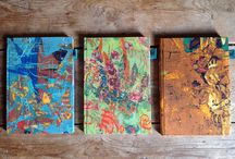 Silk Journals and Sketch Books
