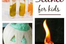 Niños DIY / DIY Kids experiments