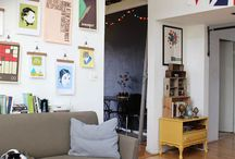 Living Spaces / by Jenny Free