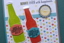 Bubble Over by Stampin' Up