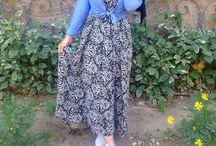 Tenues avec hijab