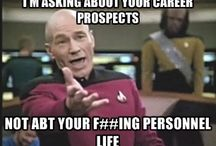 Advice via Memes & GIFs / Here are some advices to employers and job seekers via memes.