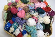 laines et couleurs
