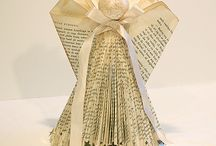 Book pages craft