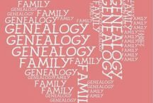 Genealogy / by Colleen Pasquale