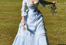 1870-1900 dress