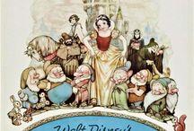 Disney film posters