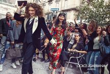 Dolce & Gabbana Features the People of Naples
