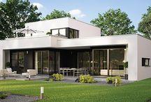 Architektenhäuser / Die Welt des Wohnens - Exclusive Architektenhäuser von Büdenbender Hausbau