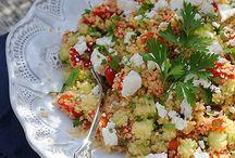 couscous und bulgur Rezepte
