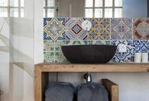 Love tiles / Colourful tiles