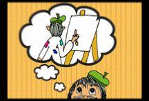 kandinsky para niños