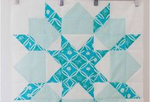 Frozen quilt / by Created From the Art