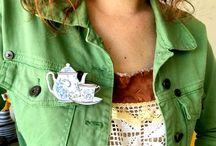 CRAFT broches / Broches fofos pra gente fazer.