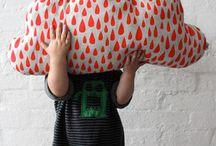 Pillows & Cushions / by Odil Torrent // fraskilandia
