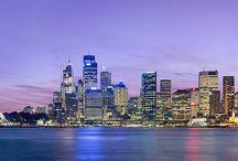Sydney / Největší australská metropole. Pozor - nejedná se o hlavní město ;)