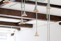 design lighting / lamps, design, tom dixon lamps, muuto lamps, independent designer lamps, shades, applique