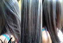 Hair / Trabajos realizados