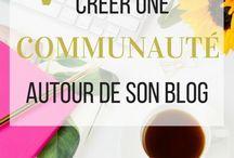 Blogging / Conseils et astuces pour réussir à bloguer avec succès : design | référencèrent | réseaux sociaux