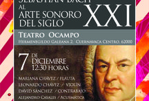 De Bach al Arte Sonoro / http://ocampo.alejandrocasales.com