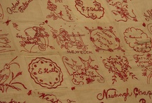 Red Work Embroidery Quilting