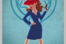 ≈ Agent Carter ≈ / Peggy  ✝ 1921-2016