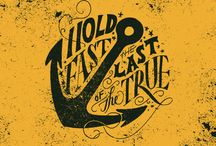 Antique / handlettering / by Mike Hambleton