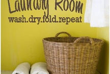 Laundry room / by Jessika Smith