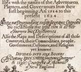New England History / by Robin O'Sullivan